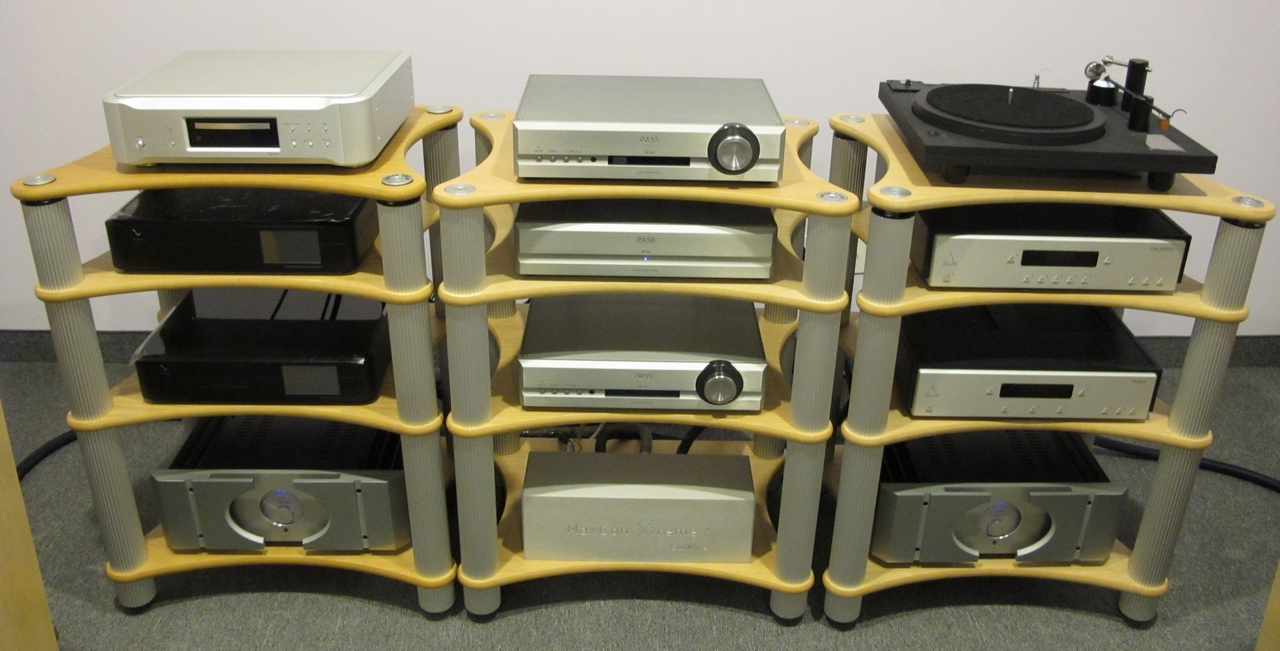 We now carry Solid Tech Hi-Fi furniture from Sweden ...